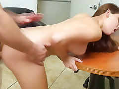 Naomi Alice Doggy Style Office Agent Big Cock